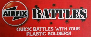 Airfix Battles, play it with toy soldiers