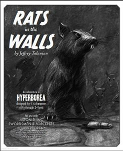 "Covert to ""Rats in the Walls"""