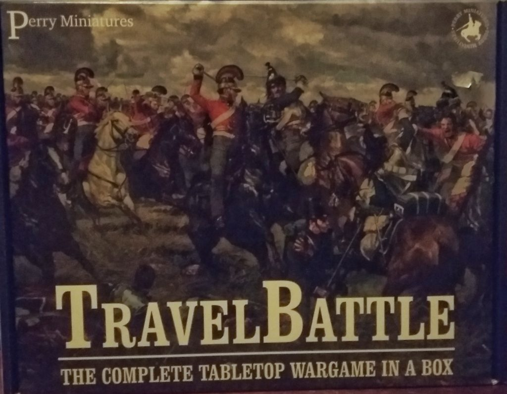 Front of the Travel Battle Box